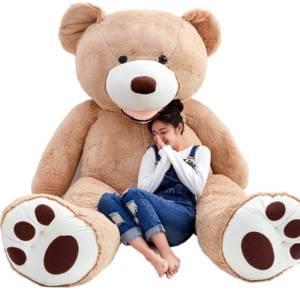 2 Meter Teddy