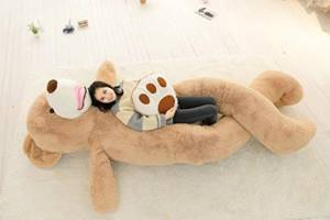 riesen teddyb r 3 meter xxl teddy in 300 cm online kaufen. Black Bedroom Furniture Sets. Home Design Ideas