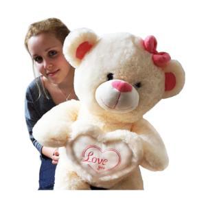 Riesen Teddybär I Love You