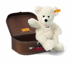 Weißer Teddy Bär