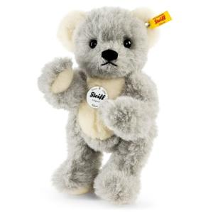 Grauer Teddy von Steiff